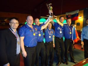 Vítězíme v 5. ročníku FEDERAL CUP!