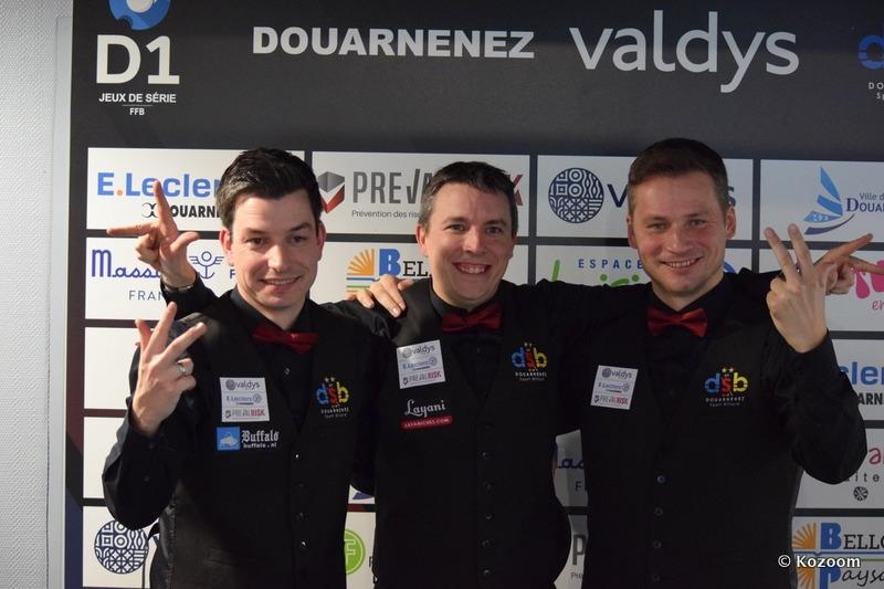 Marek Faus potřetí mistrem Evropy v týmech